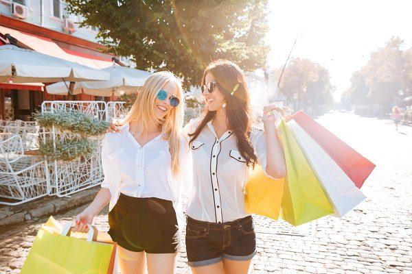 Shoppers di carta personalizzate