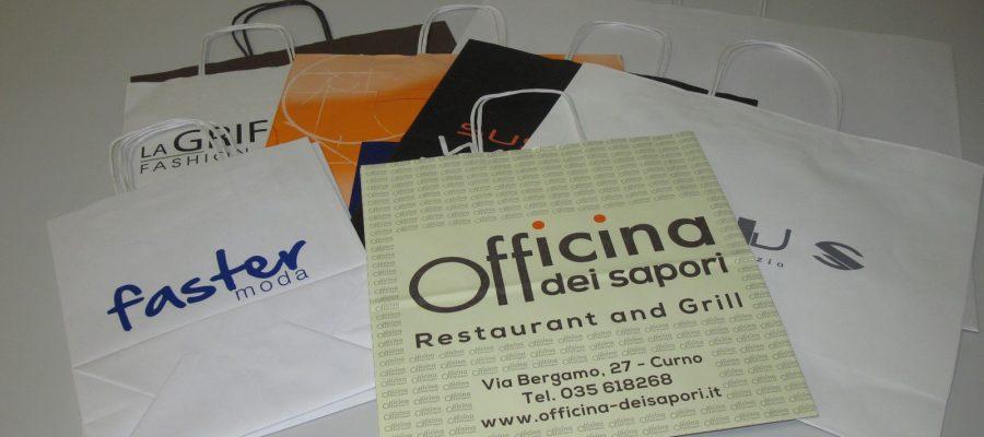 Shopper personalizzate a Milano